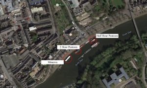 Google Map Chester Boat