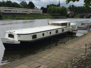 Minerva Chester Boat