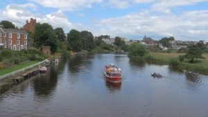 Chester Boat Tourism