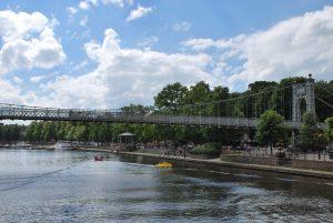 Bridge on River Dee