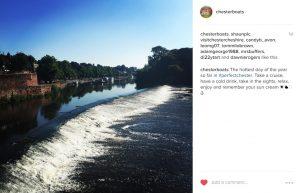 Chesterboat Instagram