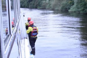 Chester Boat Emergency Training