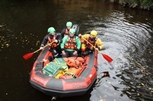 Chester Boat Fire and Rescue