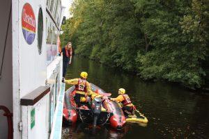Chester Boat Emergency Training Day